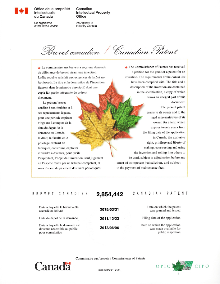 canadianpatent
