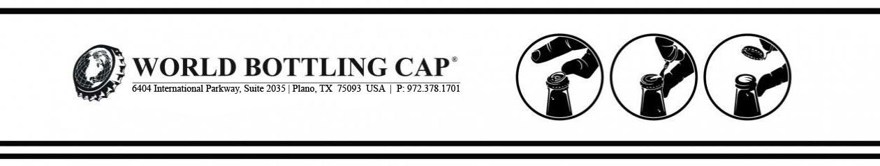 World Bottling Cap